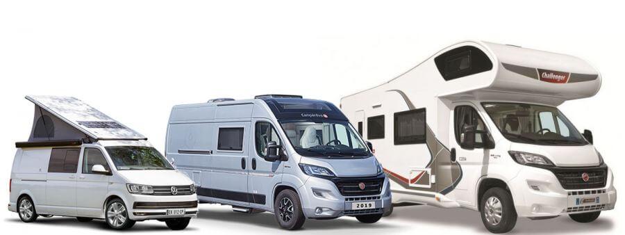 Camping Van Confort