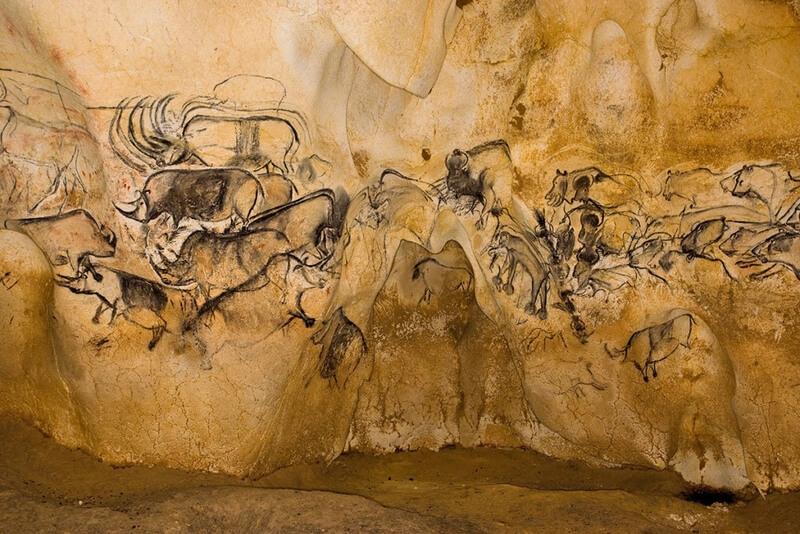 Caverne Pont Arc Ardeche