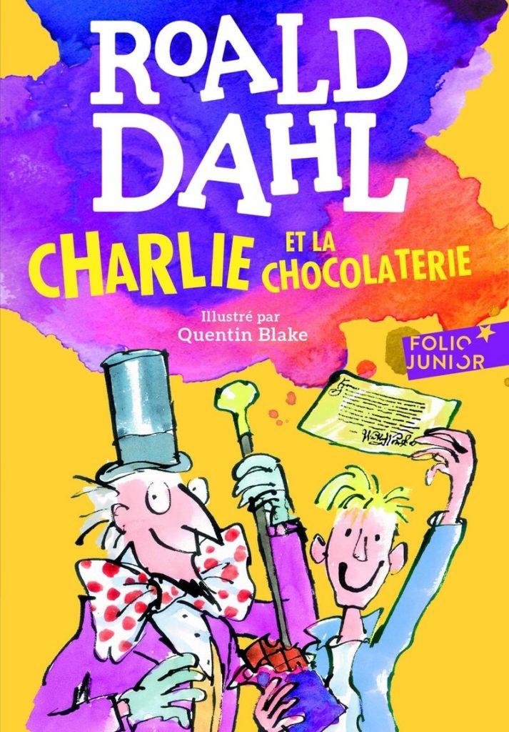 Charlie Chocolaterie Enfant