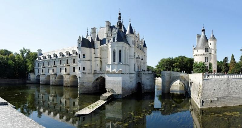 Chateau Chenonceau Van