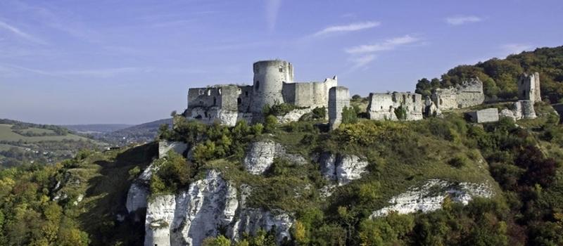 Chateau Gaillard Van