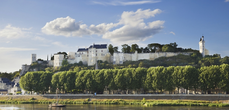 Chinon Forteresse Royale