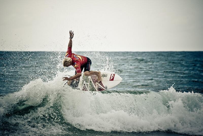 Competition Surf Lacanau Van