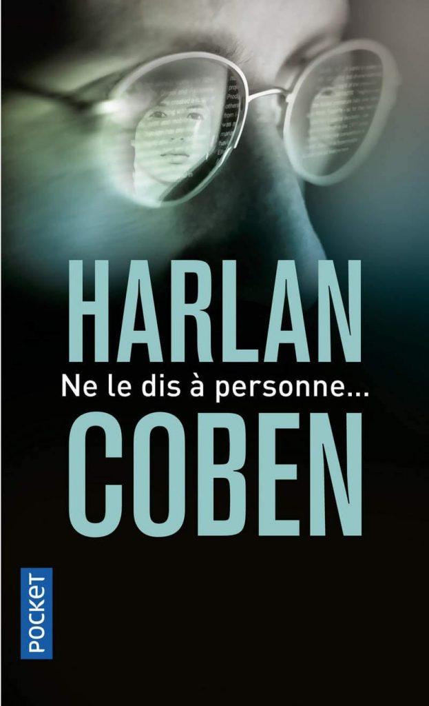 Harlan Coben Lecture Van