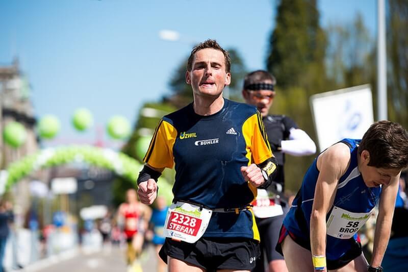 Marathon Van Fourgon
