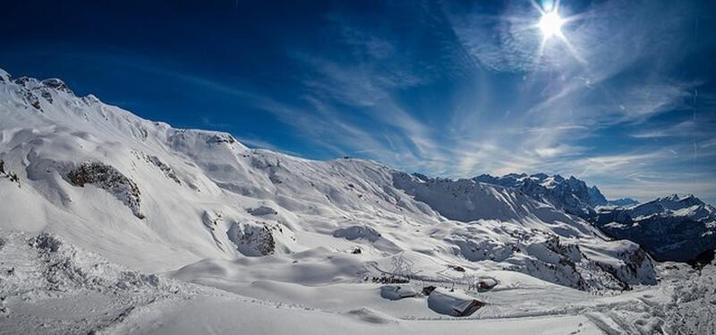 Massif Central Ski Camping Car