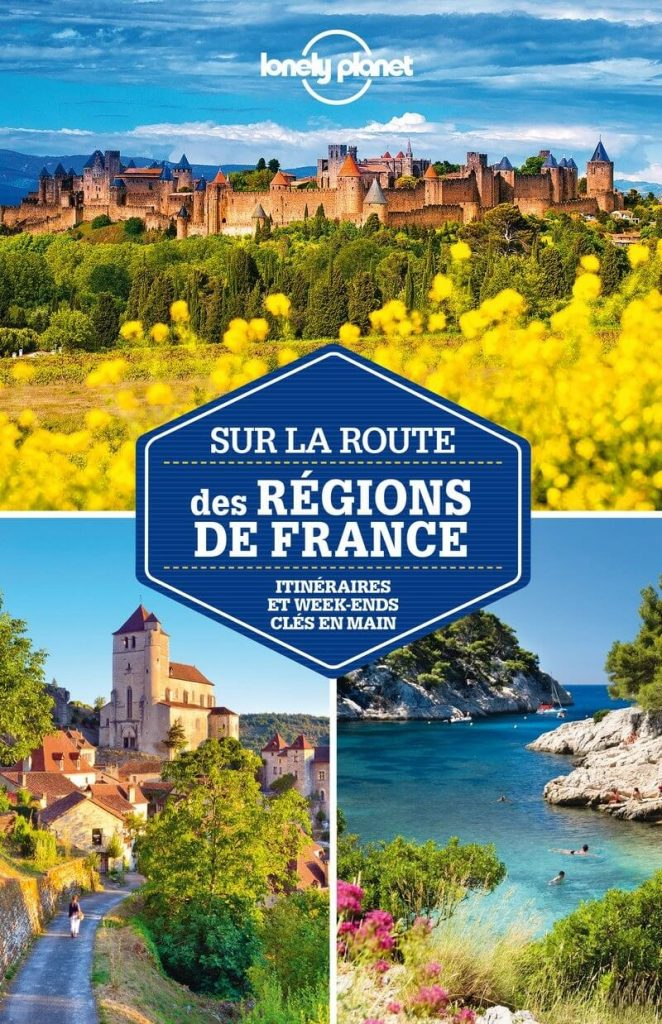 Regions France Lecture Voyage