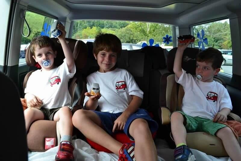 Roadtrip Camping Car Enfants