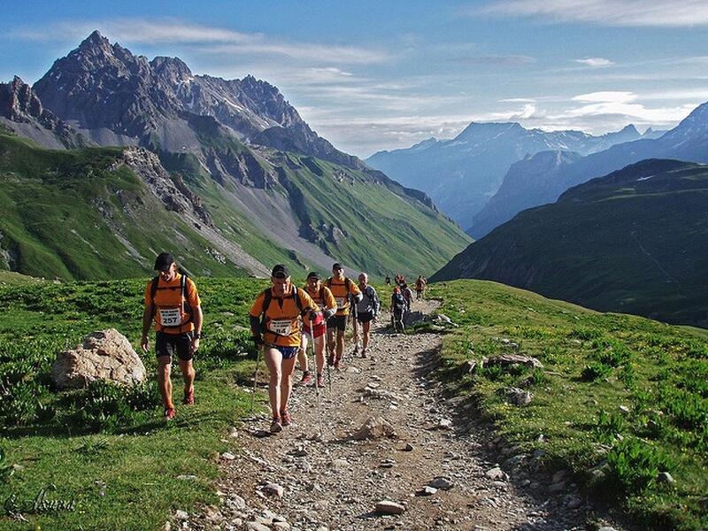 Trail Course Van
