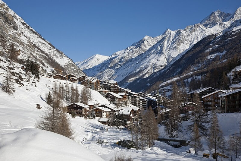 Vacances Ski Vosges Camping Car