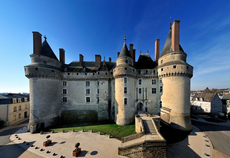Voyage Chateau Van
