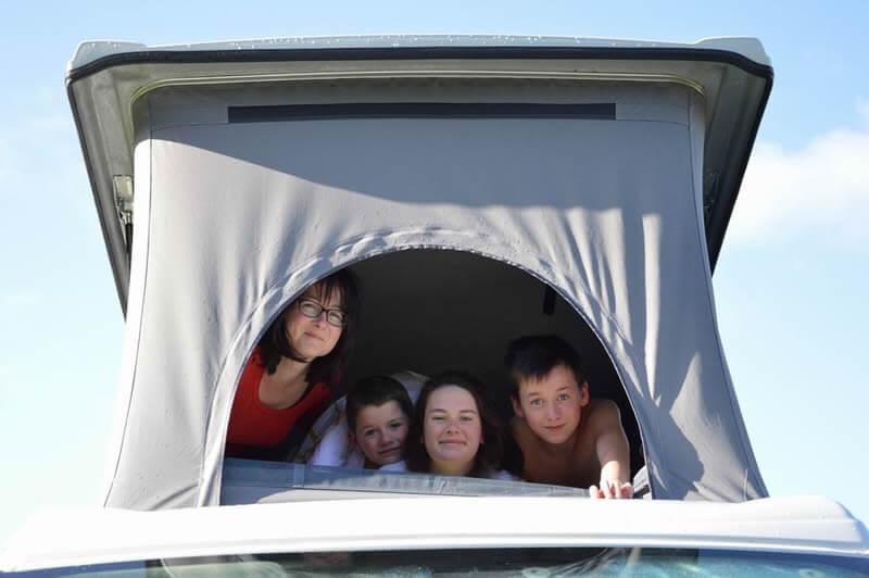Voyager Camping Car Ados
