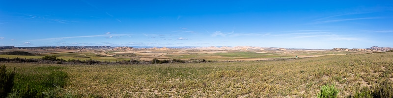 Desert Des Bardenas En Van Amenag2