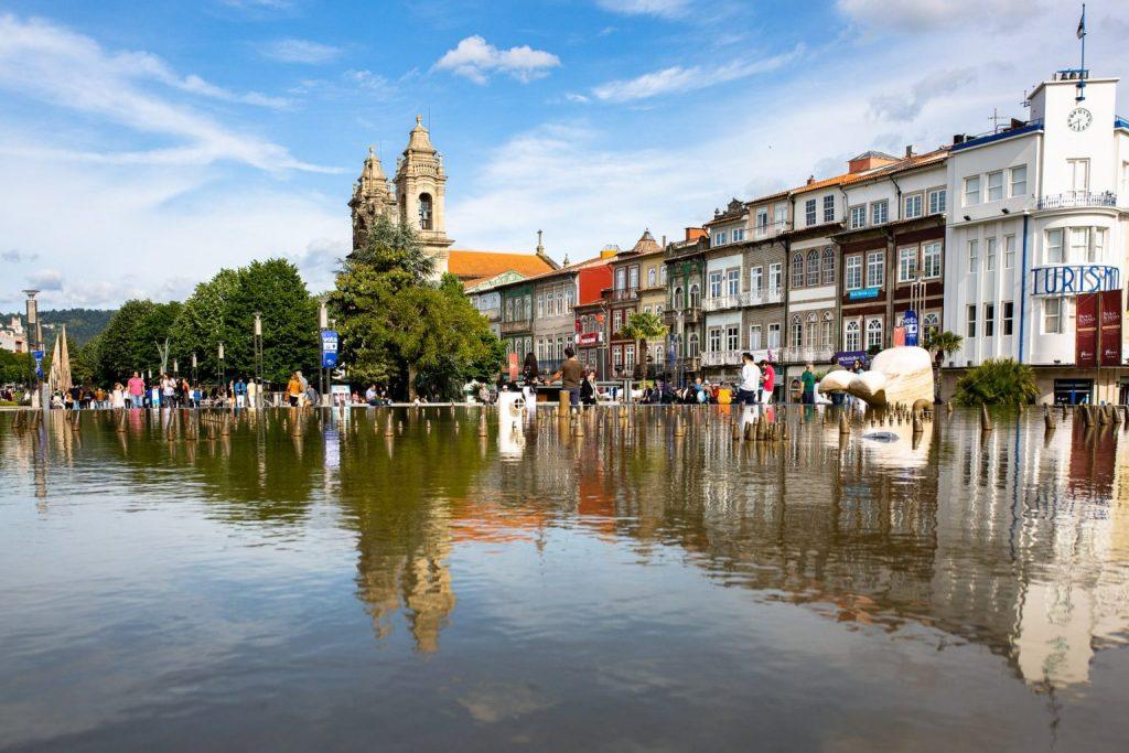 Braga En Van Vw