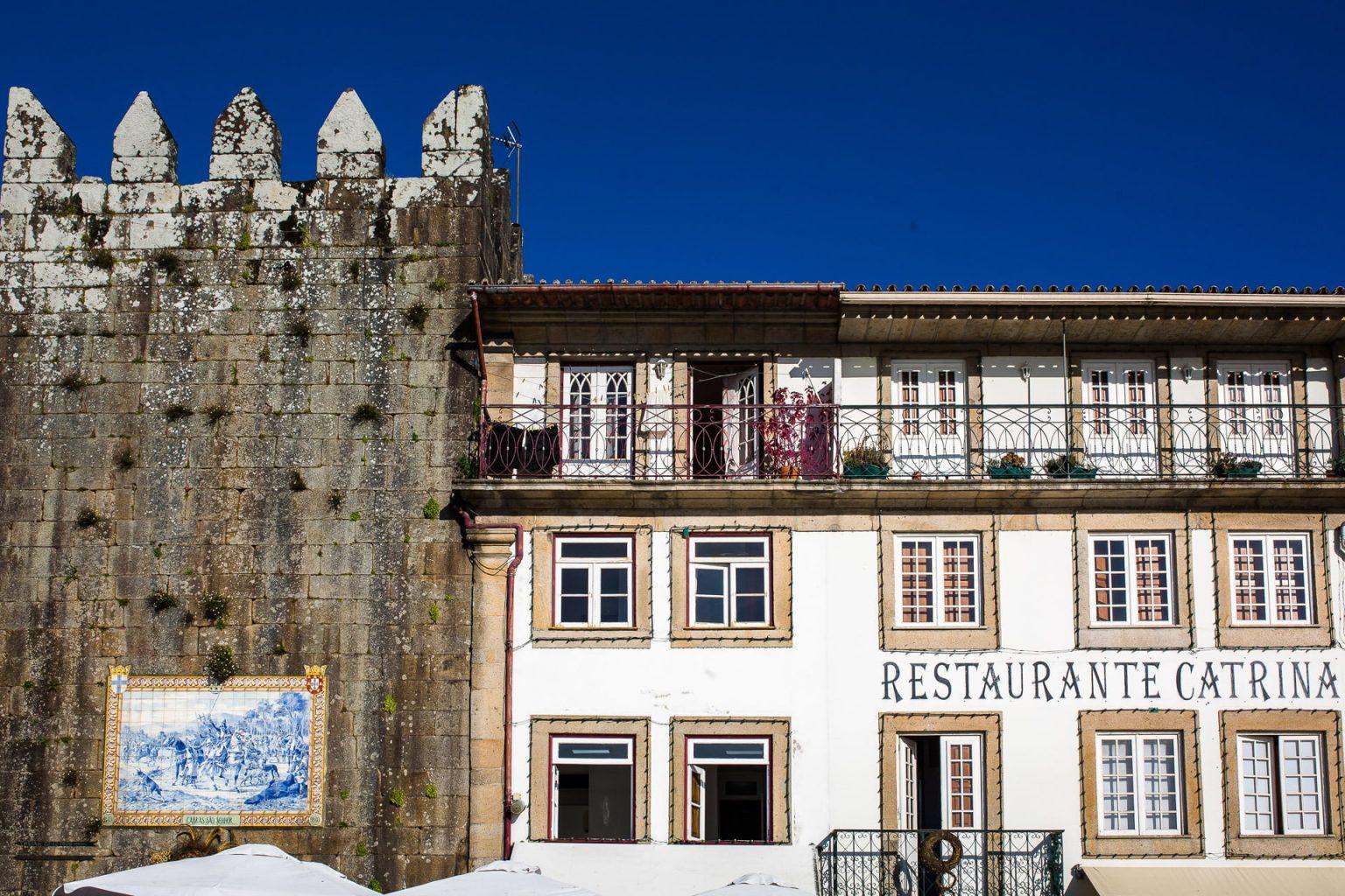 Découvrir Lindoso En Van Aménagé Vw Au Nord Du Portugal