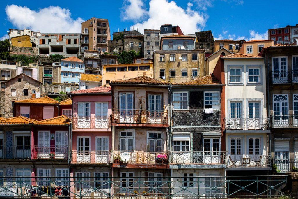Porto Au Nord Du Portugal En Van Aménagé Vw 1