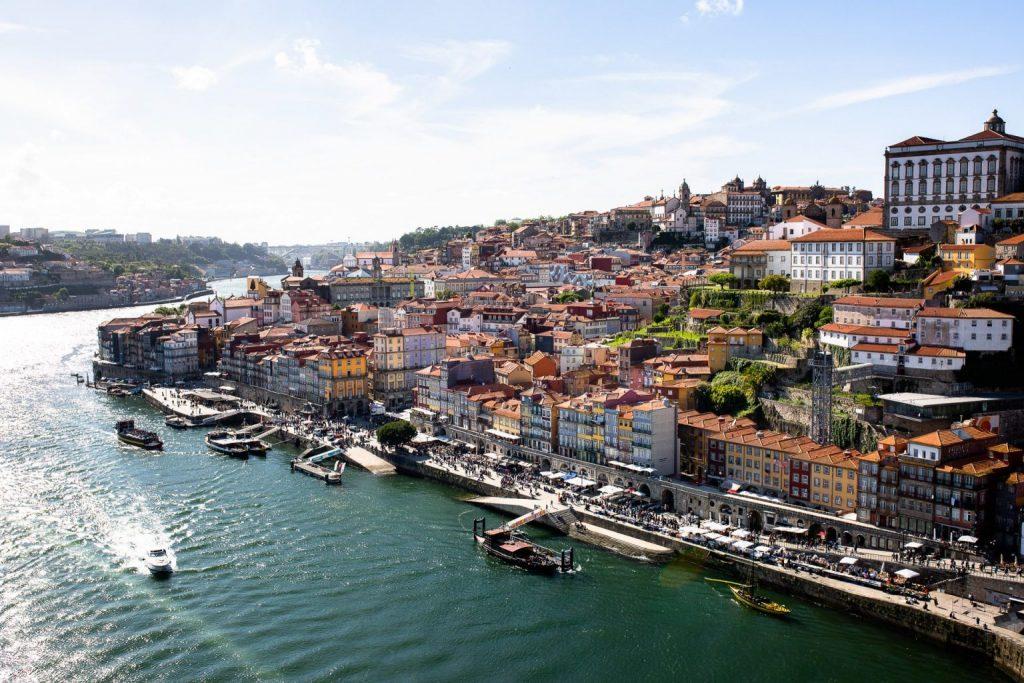 Road Trip Au Nord Du Portugal En Van Aménagé Porto Et La Vieille Ville