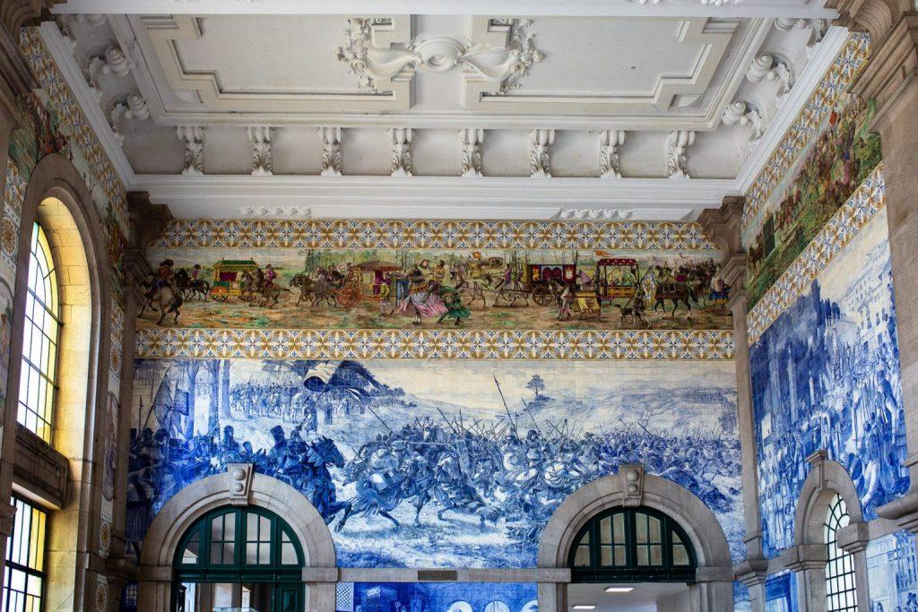 Road Trip Porto Au Nord Du Portugal En Van Aménagé Van Away Et Ses Azuleros 1