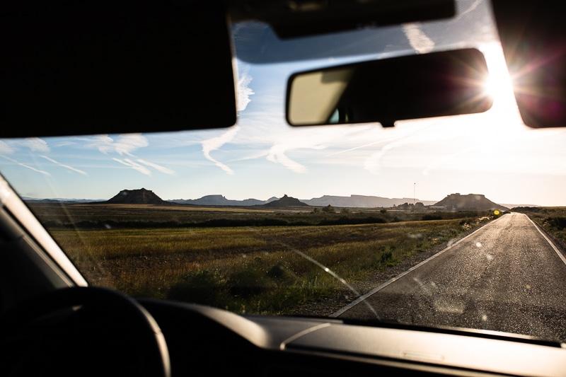 Roadtrip Bardenas Espagne Du Nord