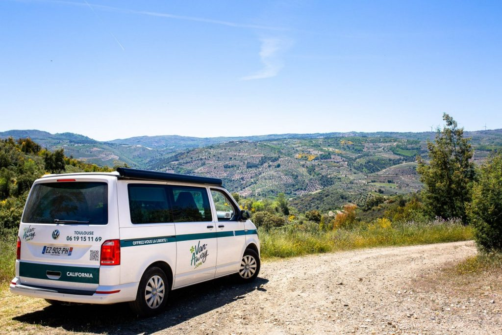 Visiter Le Portugal En Van
