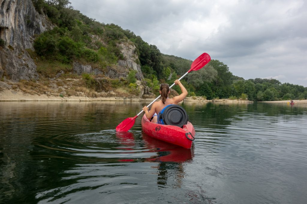 geaocaching-canoe