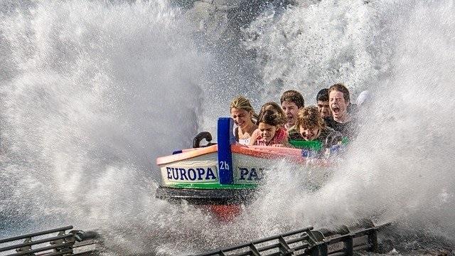 Euro Park En Van Fourgon Ou Camping Car