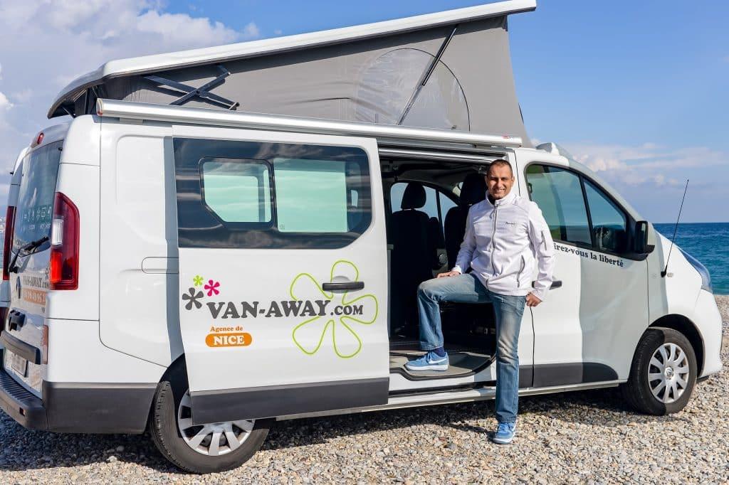 van away nice