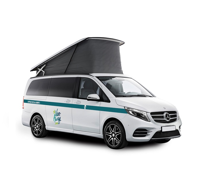mercedes campervan rental france