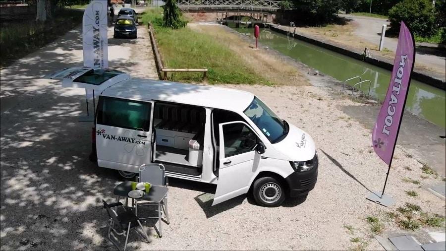 occasion volkswagen aménagé
