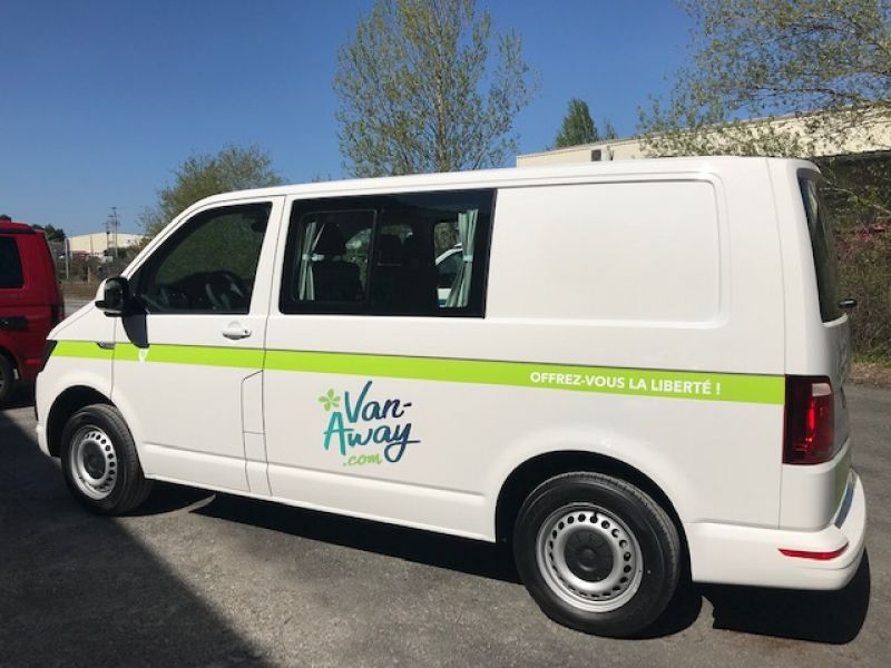 vente occasion volkswagen transporter aménagé T6
