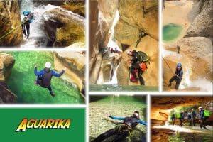 Aguarika.canyoning