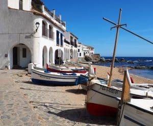 Calella De Palafrugell Costa Brava Road Trip