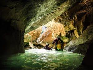 Canyoning Rio Vero Aguarika