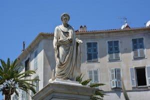Place Bonaparte Ajaccio