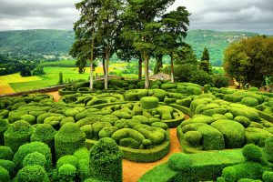 Jardins De Marqueyssac Road Trip Dordogne Van Away