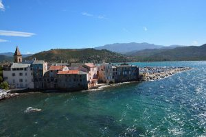 St Florent Corse Circuit Van Away