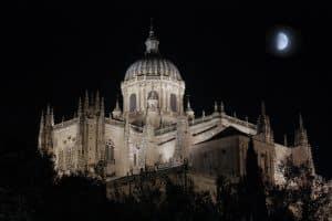 Nuit En Van A Salamanque Andalousie