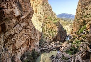 Caminito Del Rey Roadtrip Andalousie Van Away