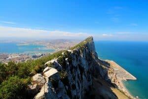 Gibraltar En Van Aménagé