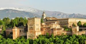 Roadtrip En Alhambra Quoi Visiter En Andalousie