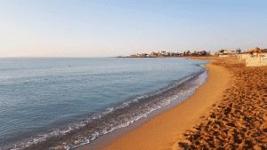 Cicirata Beach