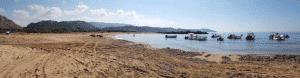 Dormir En Van Amenage Sur La Plage De Siculiana Marina Sicile