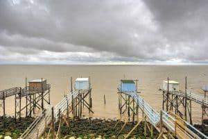 Estuaire De La Gironde Pauillac En Van Amenage