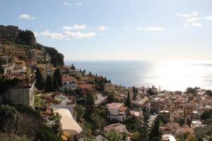 Taormina Circuit Sicile En Van Amenage