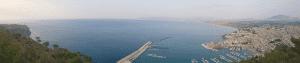 Belvédère Castellammare Del Golfo Roadtrip Sicile