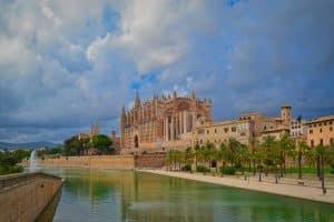 Cathedrale Seu Roadtrip Baleares Majorque En Van