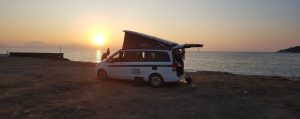 Dormir En Van à Tonnara Di Scopello Circuit Sicile En 14 Jours
