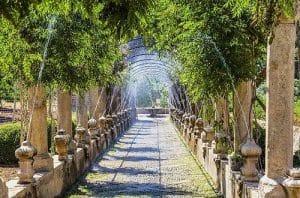 Jardins Alfabia Roadtrip Van Baleares