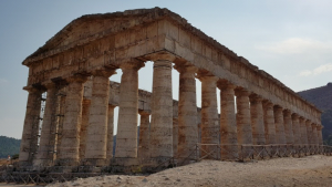 Segesta Circuit Sicile En Van Aménagé