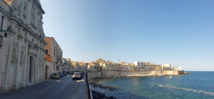 Syracuse Roadtrip Sicile En Van Aménagé